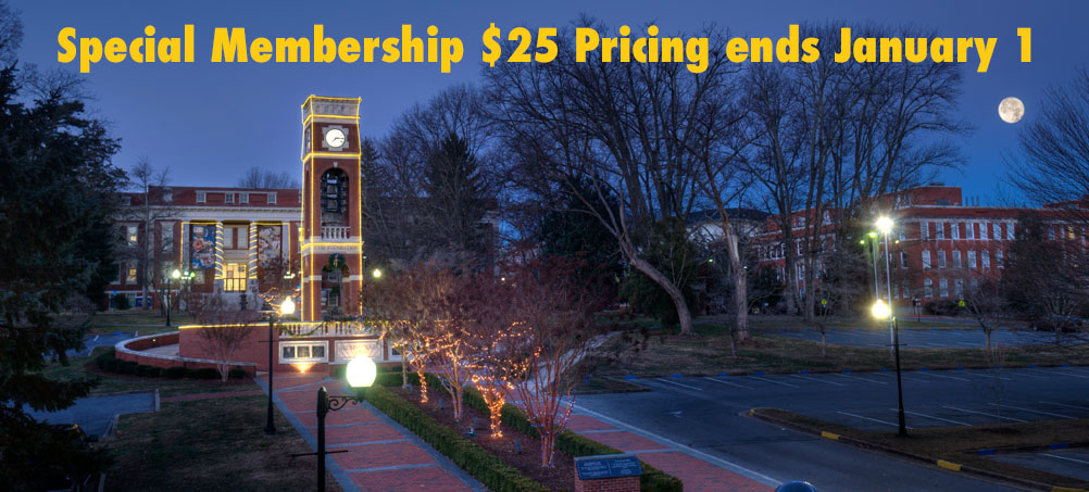 Alumni Membership Special Pricing ends January 1