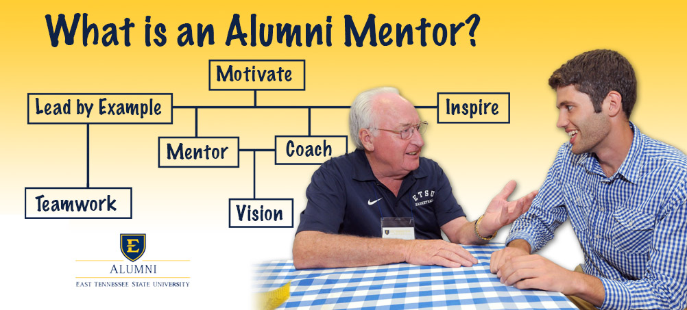 ETSU Alumni Mentor Program