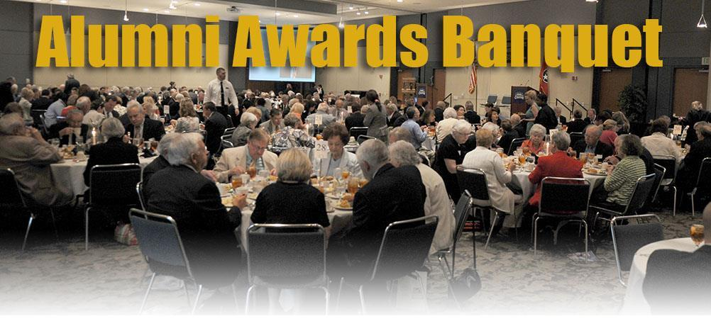 It's time to nominate an ETSU Alumni Award winner!