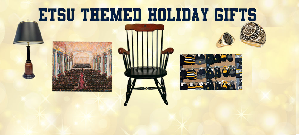 Celebrate the Holiday ETSU Style